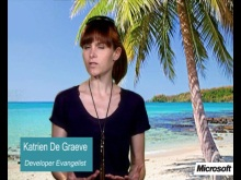 Dive into the summer with MSDN : Introduction into the Windows Azure Platform