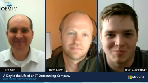 A Day in the Life of an IT Outsourcing Company
