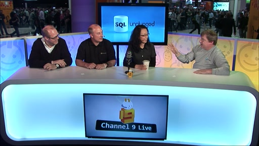 SQL Unplugged Live Episode 5