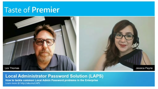 Taste of Premier: How to tackle Local Admin Password Problems in the Enterprise with LAPS