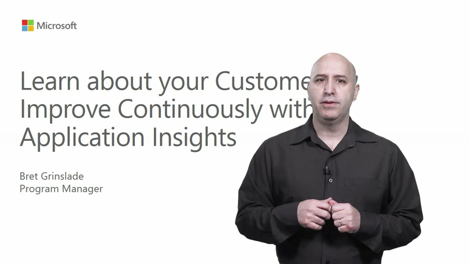 Usage Monitoring with Application Insights