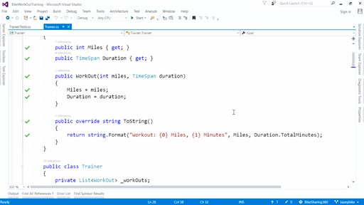 Visual Studio 2017: .NET Productivity Overview