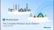 The Complete Windows Azure Platform