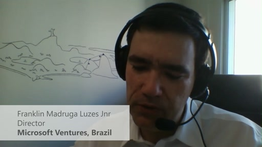 MIC Sao Paulo Profile: Franklin Madruga Luzes, Director MS Ventures on Startup Culture in Brazil