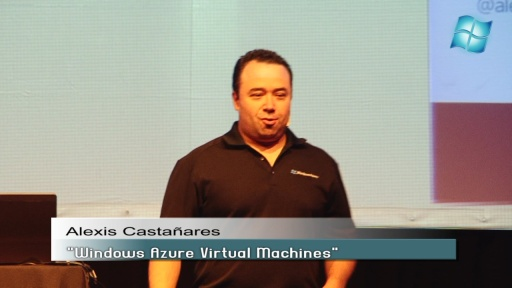 Maquinas Virtuales - Windows Azure WebCamp Buenos Aires