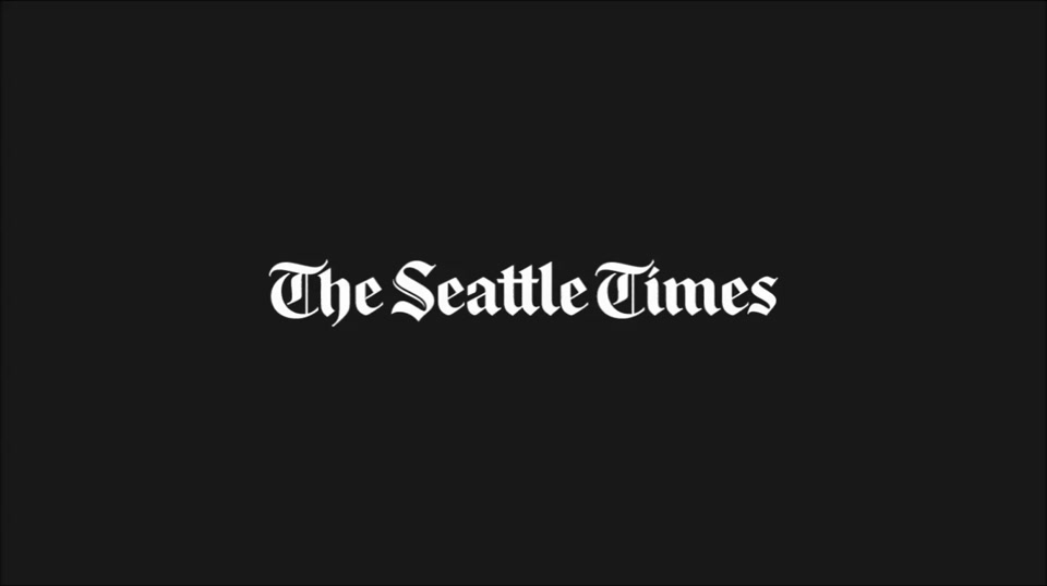My App in the 60 Seconds: The Seattle Times