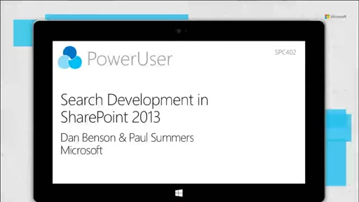 Develop Advanced Search-Driven SharePoint 2013 Apps