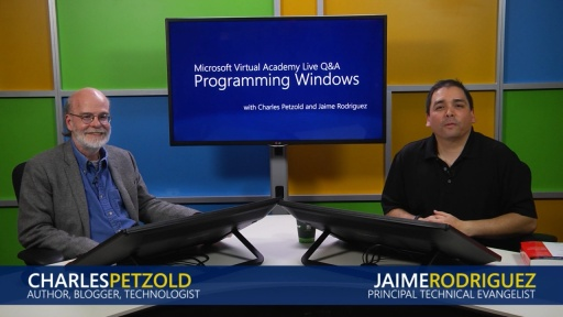 Programming Windows with Charles Petzold