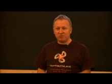 Welcome to WebMatrix Event In Ireland - Cathal Connolly on DNN (Part 2 of 4)