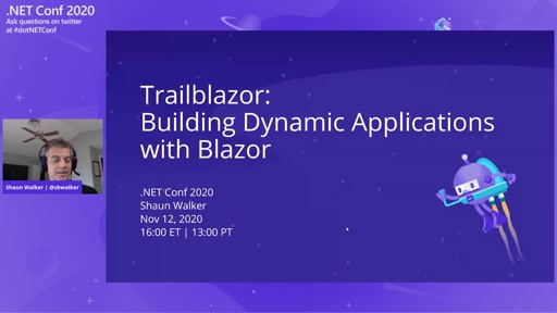 Trailblazor: Building Dynamic Applications with Blazor