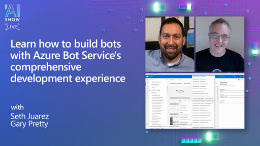 Learn how to build bots with Azure Bot Service's comprehensive development experience