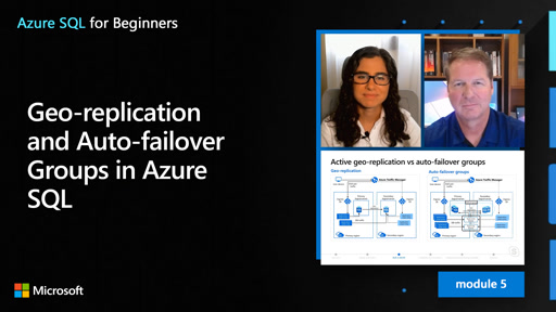 Geo-replication and Auto-failover Groups in Azure SQL (51 of 61)