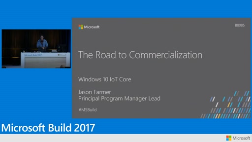 The road to commercialization for your Windows IoT solution