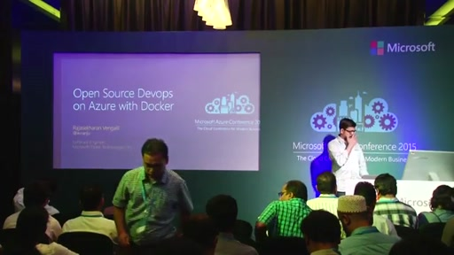 Day 1 : Chalk Talk Meeting Room 4- Open Source DevOps on Azure with Docker & Other tools