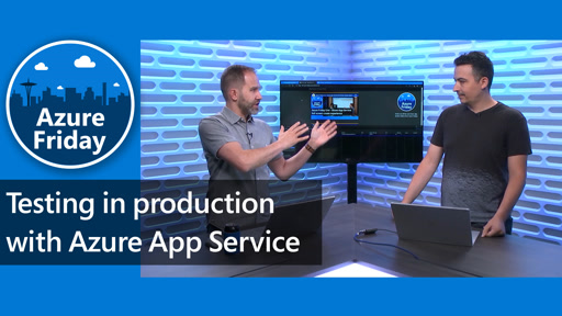 Testing in production with Azure App Service