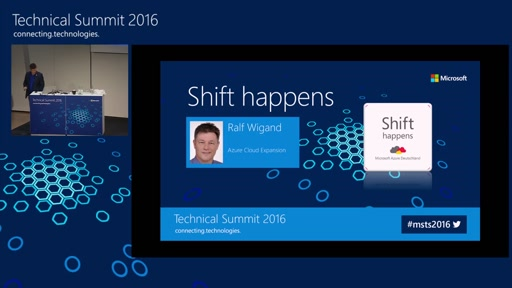 Microsoft Cloud Germany - Shift happens