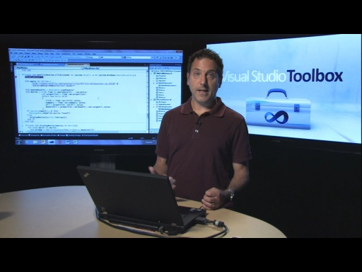 Visual Studio Toolbox: Using LINQ to XML to Query Data on the Web