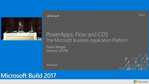 Empowering businesses with the Microsoft Business Application Platform tier of PowerApps, Microsoft Flow and CDS