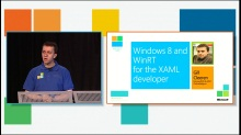 Metro and WinRT for the Silverlight/WPF Developer (in other words: the current XAML developer)