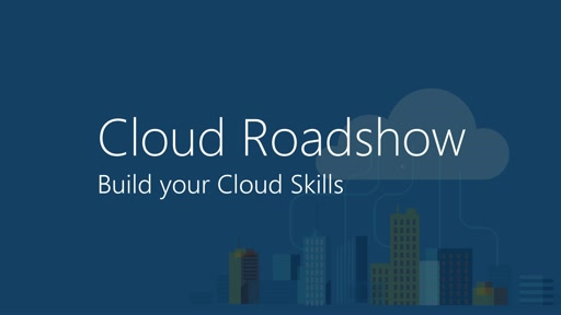 Microsoft Cloud Roadshow - New York