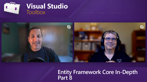 Entity Framework Core In-Depth Part 8