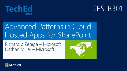 Advanced Patterns in Cloud-Hosted Apps for Microsoft SharePoint