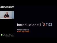 WP7 Developer Mania - XNA