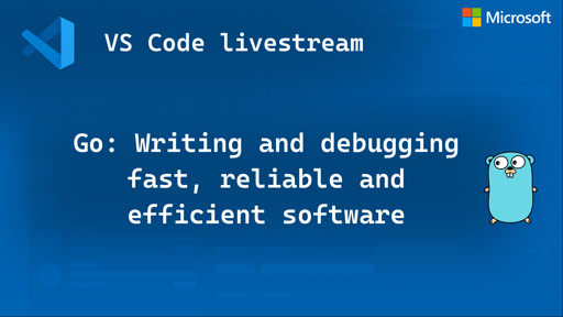Go: Writing and debugging fast, reliable and efficient software