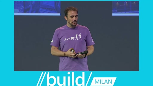 Build Tour Milan - Sessione Made in Italy parte 1