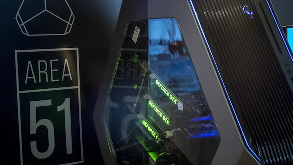 Alienware Announces Area 51 With Latest AMD Threadripper