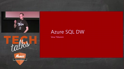 Tech Talks 2016 Flexera Stage Azure SQL Dewwep Dive