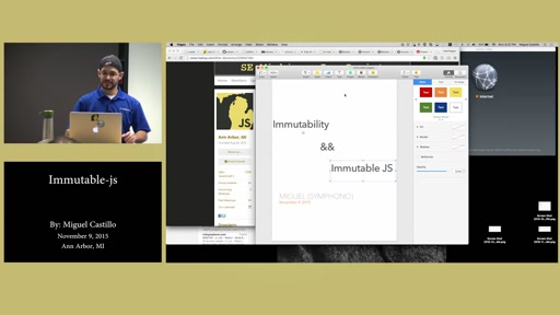 Immutable.js by Miguel Castillo