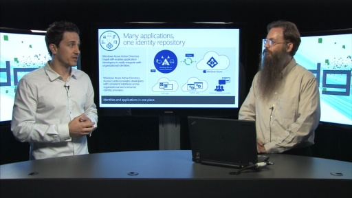Edge Show 69 - Windows Azure AD Application Access