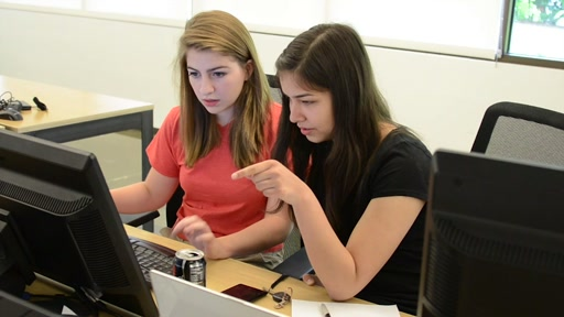 STEM Labs shows students what it's like to write code for a living