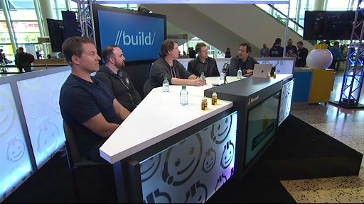 LIVE from Build 2016