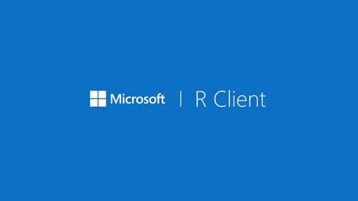 Microsoft Introduces new free Microsoft R Client