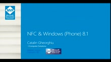 NFC for Windows Phone Developers