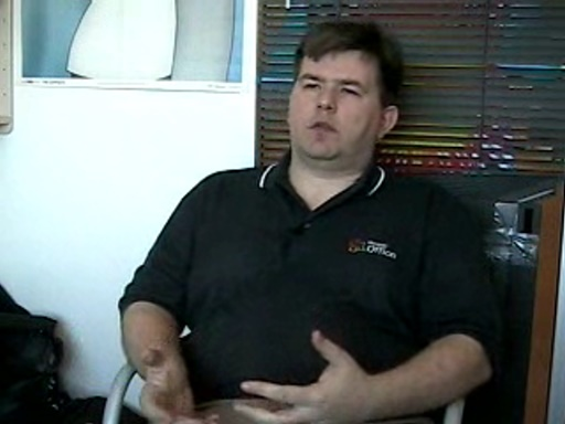 Euan Garden - Who is SQL Server's customer?