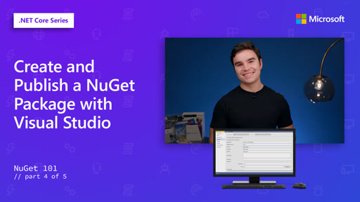 Create and Publish a NuGet Package with Visual Studio [4 of 5]