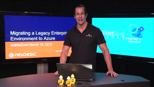 Migrating a Legacy Enterprise Environment to Azure