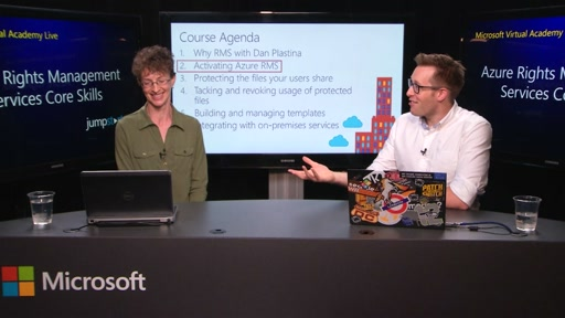 Mod 2: Activating Azure RMS