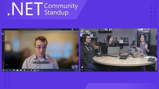 Visual Studio: .NET Community Standup - July 18th, 2019 -  Roslyn Analyzer Packages