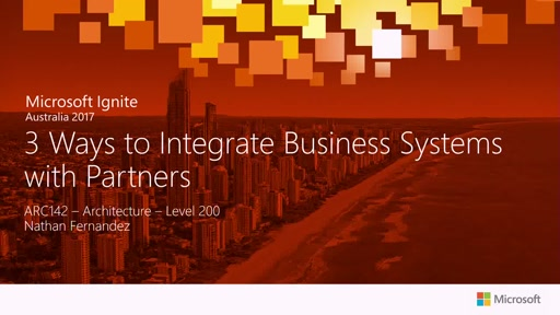 3 Ways to Expose (integrate) your Business Systems to Partners