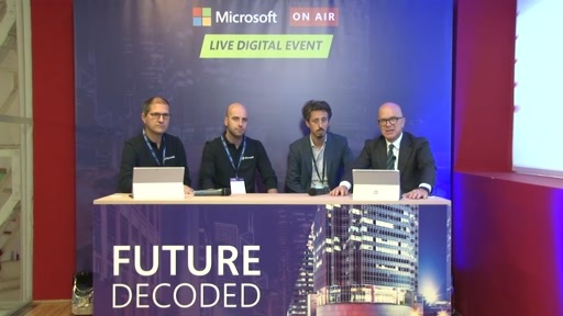 #FutureDecoded - Canale Business - Smart Working e Smart Collaboration