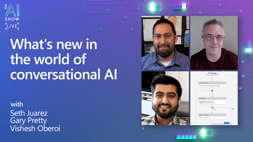 What's new in the world of conversational AI