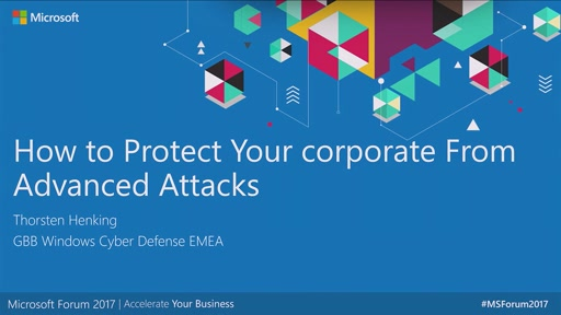 Teatro Security - How to protect your Corporate from Advanced Attacks