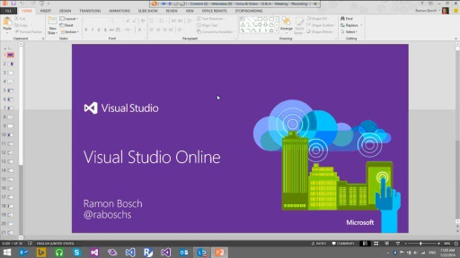 MSDN Webcast: Conoce Visual Studio Online