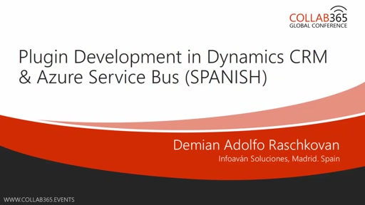 Plugin Development in Dynamics CRM & Azure Service Bus