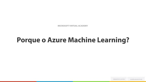 Utilizando o Machine Learning