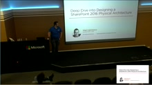Deep Dive into Designing a SharePoint 2016 Physical Architecture